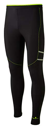 Ronhill Stride Winter Tights - Large Black