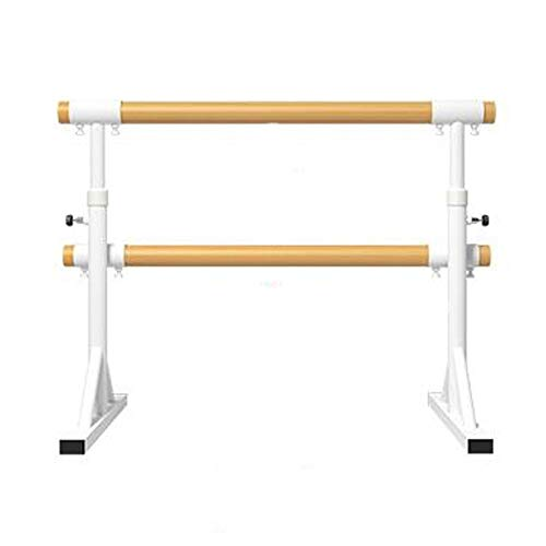 Ballet Barre,Ballet Bar Ballet Barre Portable Home Double Ballet Bar Freestanding Adjustable For Adults/Kids Stretch Balance Do A Barre Workout Or Dance (Size : 1M)