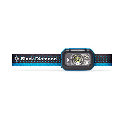 Black Diamond Men's Storm 375 Headlamp, Azul, one size