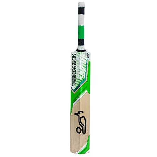 Kookaburra 2018 Kahuna Prodigy 40 Cricket Bat - Green, Size 0