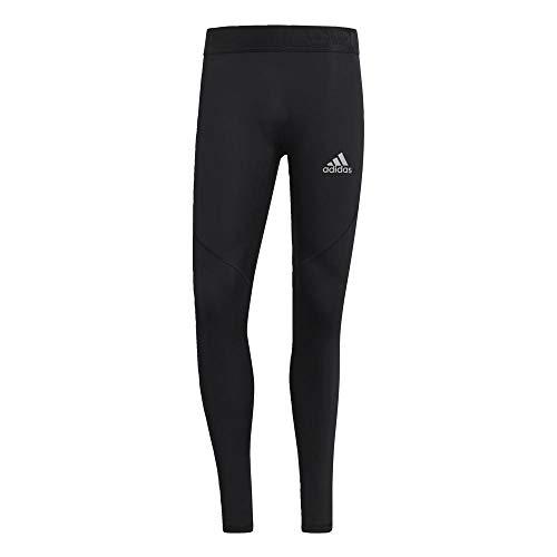 adidas Men AlphaSkin Sport Long Tights - Black, Small