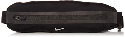 Nike Unisex's Slim WAISTPACK 2.0 Black, One Size