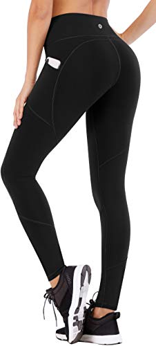 Ewedoos Yoga Pants for Women with Pockets Gym Leggings Women High Waisted Sports Leggings with Pockets Women