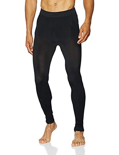 Sundried Men's Performance Training Tights for Gym Yoga Sports Running - Mens Winter Leggings