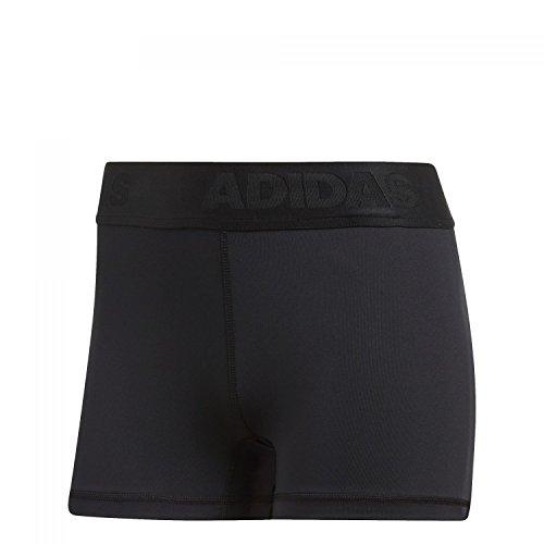 adidas Women's Alphaskin Sport 3-inch Short Tights