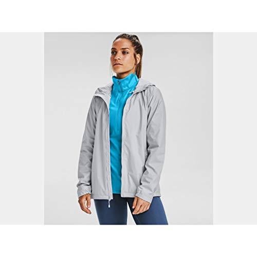 Under Armour Women's Forefront Rain Jacket Jacket