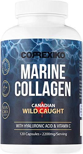CORREXIKO Premium Marine Collagen Tablets