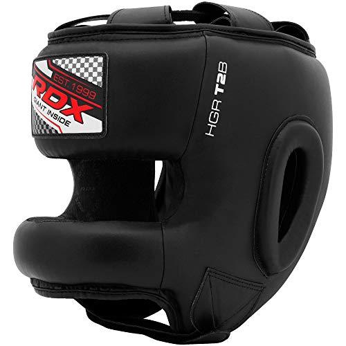 RDX Headgear with Facebar (HGR-T2B)