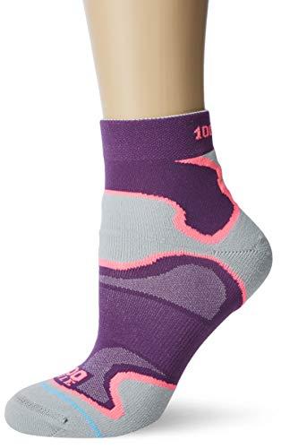 1000 Mile Women's Fusion Running Anklet Socks