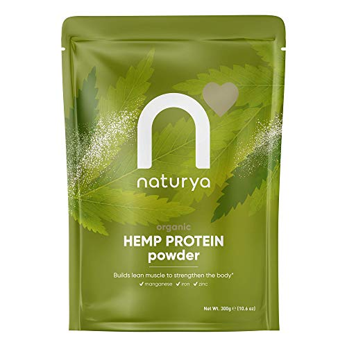Naturya Organic Hemp Protein Powder, 300g