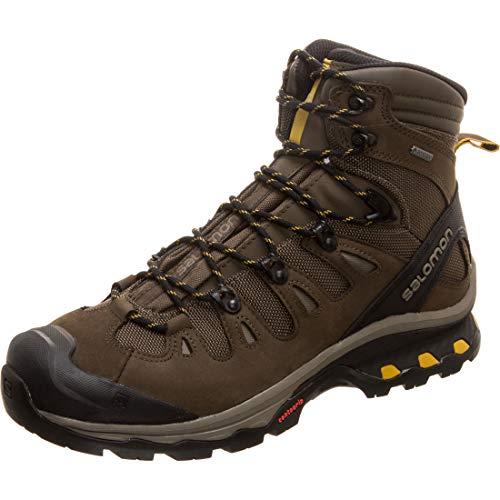 SALOMON Men's Quest 4d 3 GTX High Rise Hiking Boots, 8 UK