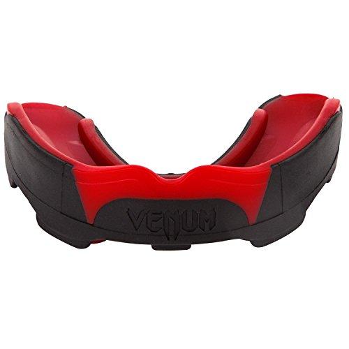 Venum Unisex Predator Mouthguard, Multicolor (Black/Red), One size