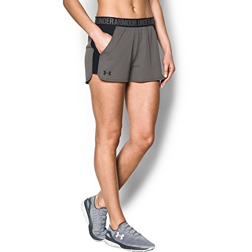 Under Armour Play Up Short 2.0, Ultralight Women's Active Shorts, Breathable and Soft Ladies Gym Wear Women