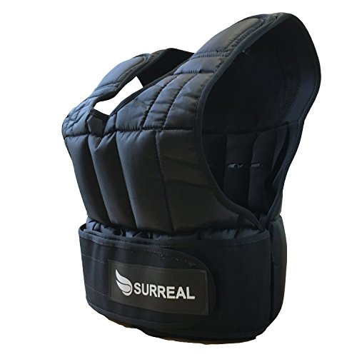 Surreal 10KG Adjustable Weighted Vest