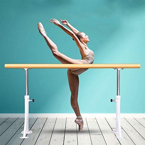 Kays Ballet Barre,Ballet Bar Ballet Barre Portable For Home Or Studio Wall Mounted Adjustable Bar For Stretch,Balance,Pilates,Dance,Kids And Adults (Size : 1M)