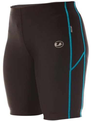 Ultrasport Women's Running Pants Short with Quick-Dry-Function