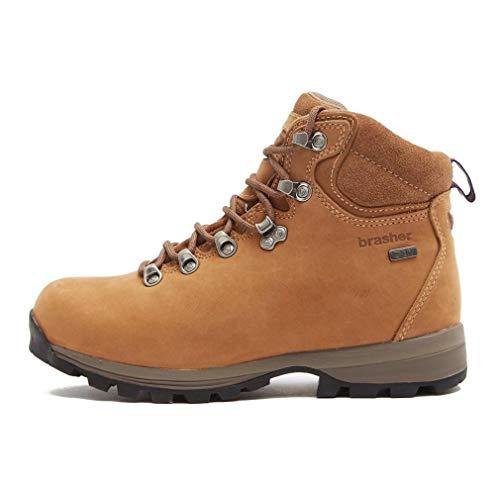 Brasher Women's Country Walker Boots, Brown, UK4