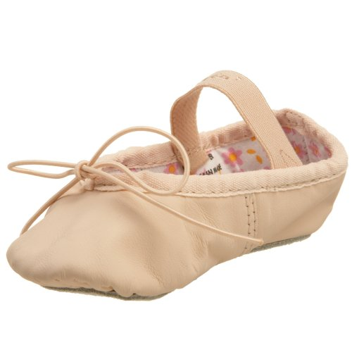 Capezio 205 Daisy Leather Ballet Shoe