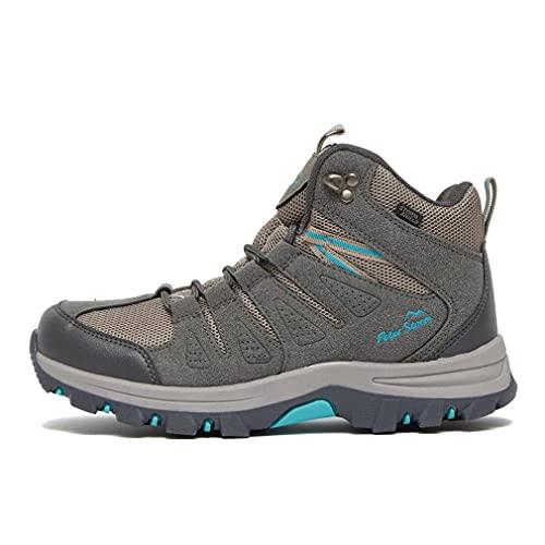 Peter Storm Women's Dovedale Waterproof Walking Boot, Grey, UK5