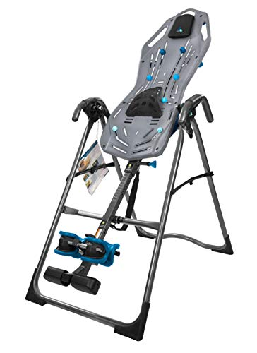 Teeter FitSpine X Inversion Table, Back Pain Relief Kit, FDA-Registered (X)