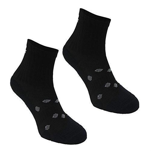 Karrimor Womens 2 pack Running Socks Ladies Clothing Breathable Accessories