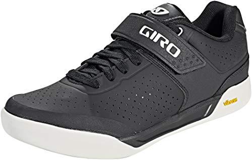 Giro Women's Chamber II Cycling Shoes Mountain Bike, Unisex_Child, MTB Downhill/Freeride | MTB Enduro Shoes, Gwin Black/White, 35 EU
