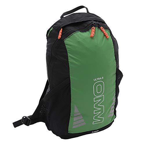 OMM Original Mountain Marathon Unisex's Ultra Running Backpack, Green, 8 Litre