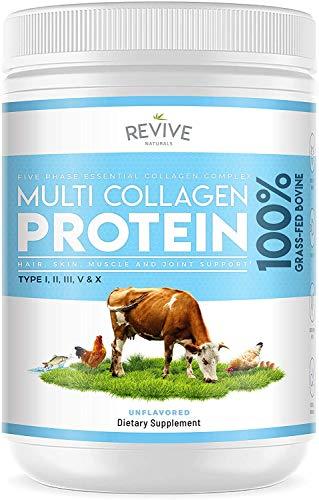 Revive Naturals Multi 5-Type Collagen Powder