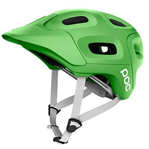 POC Hydrogen White 2017 Trabec MTB Helmet