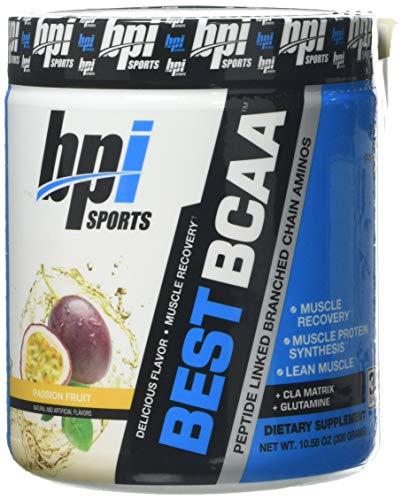 BPI Sports Best BCAA Supplement, Passion Fruit