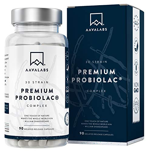 Premium Probiolac Complex by AAVALABS