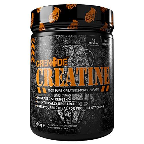 Grenade Essentials Creatine 500g (100 servings)