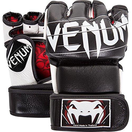 Venum Unisex's Undisputed 2.0 MMA Gloves-Black, X-Large, L-XL