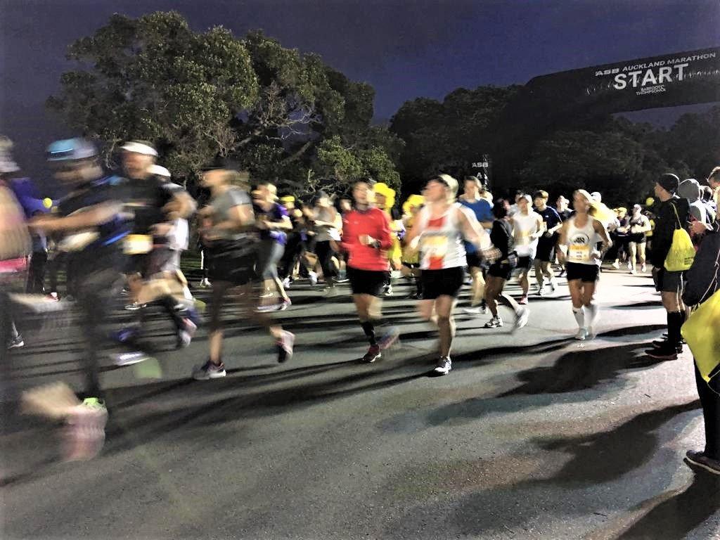 auckland marathon tips