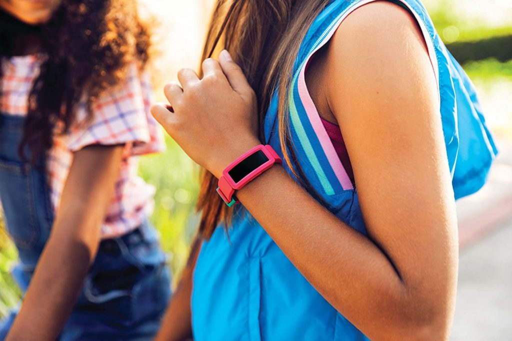best kid's fitness trackers uk