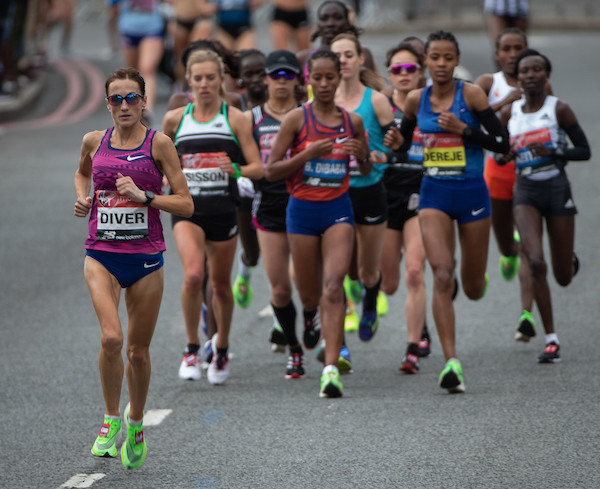 london marathon tips for first timers