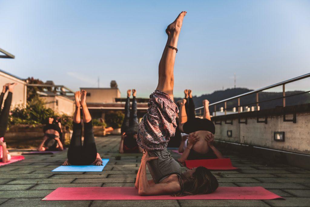 Yoga UK Guide