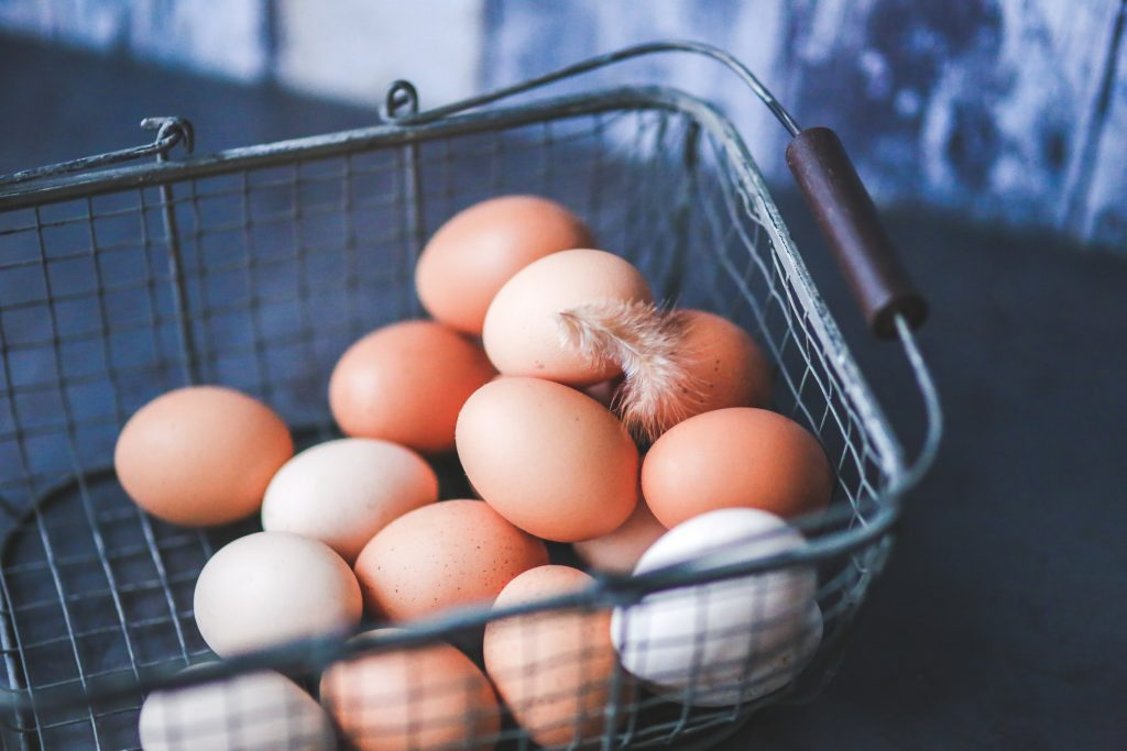 keto snack foods eggs