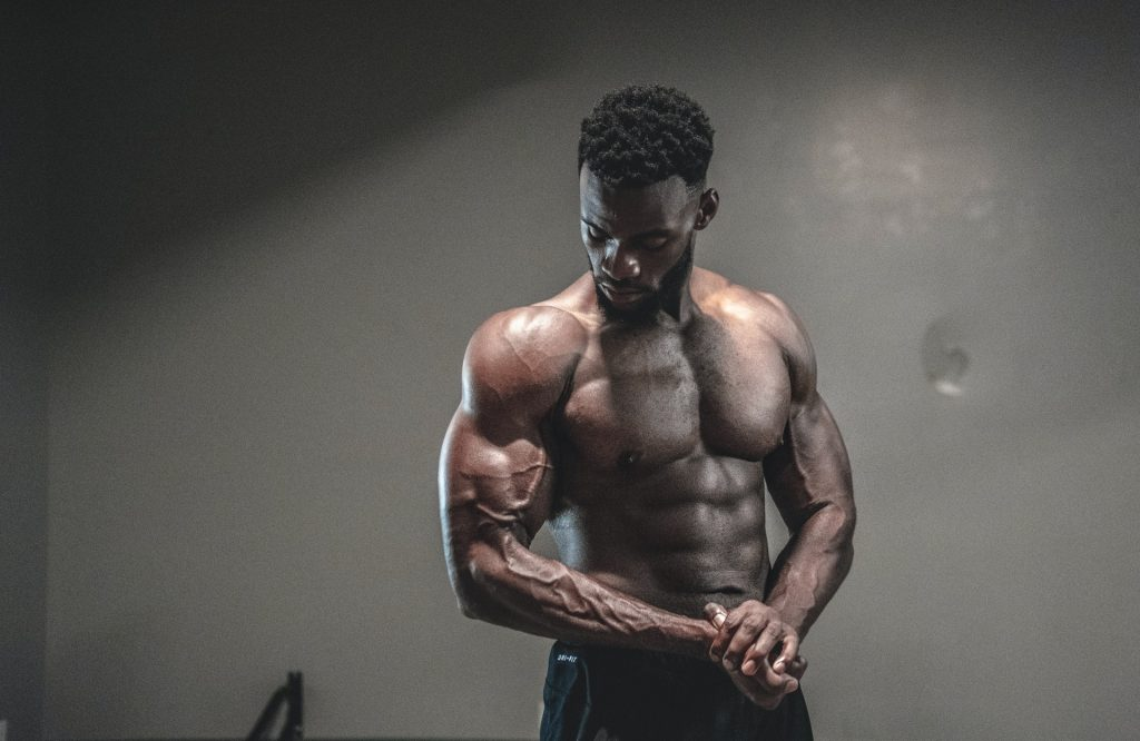 how to get a bigger chest at home