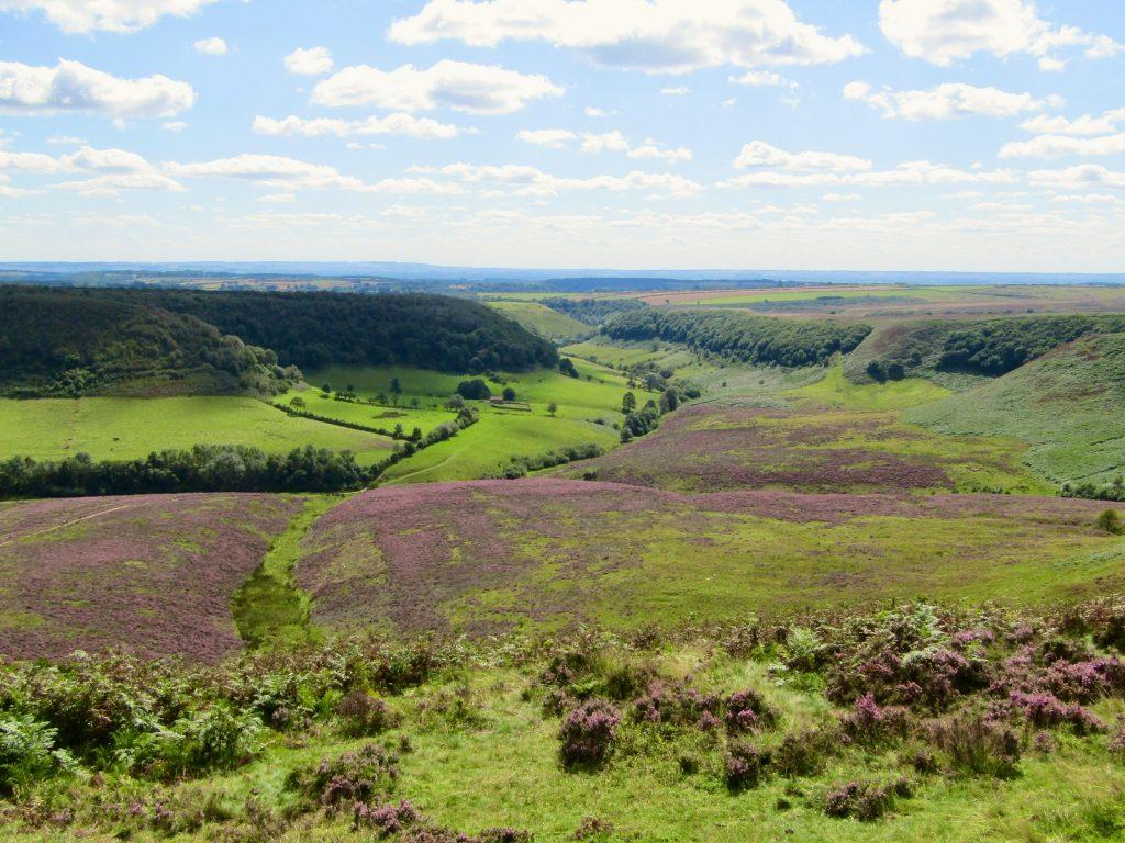 Hole of Horcum - North York Moors