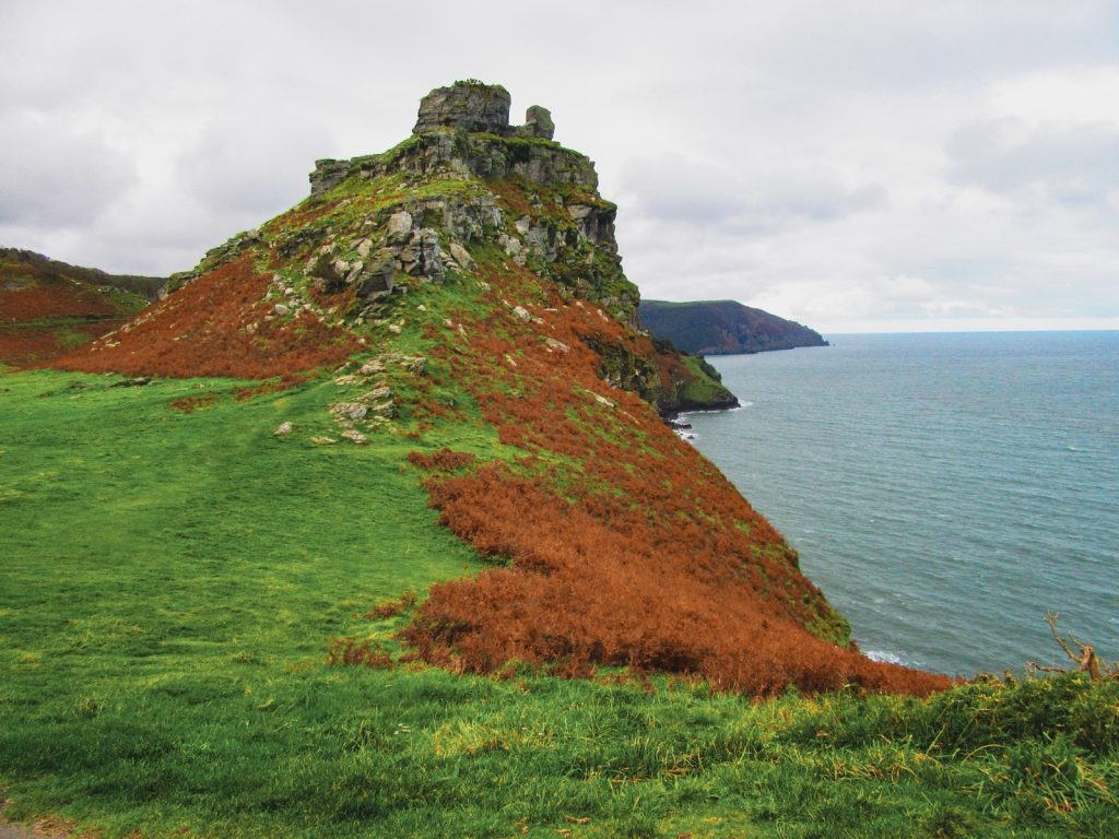 Valley Of The Rocks
